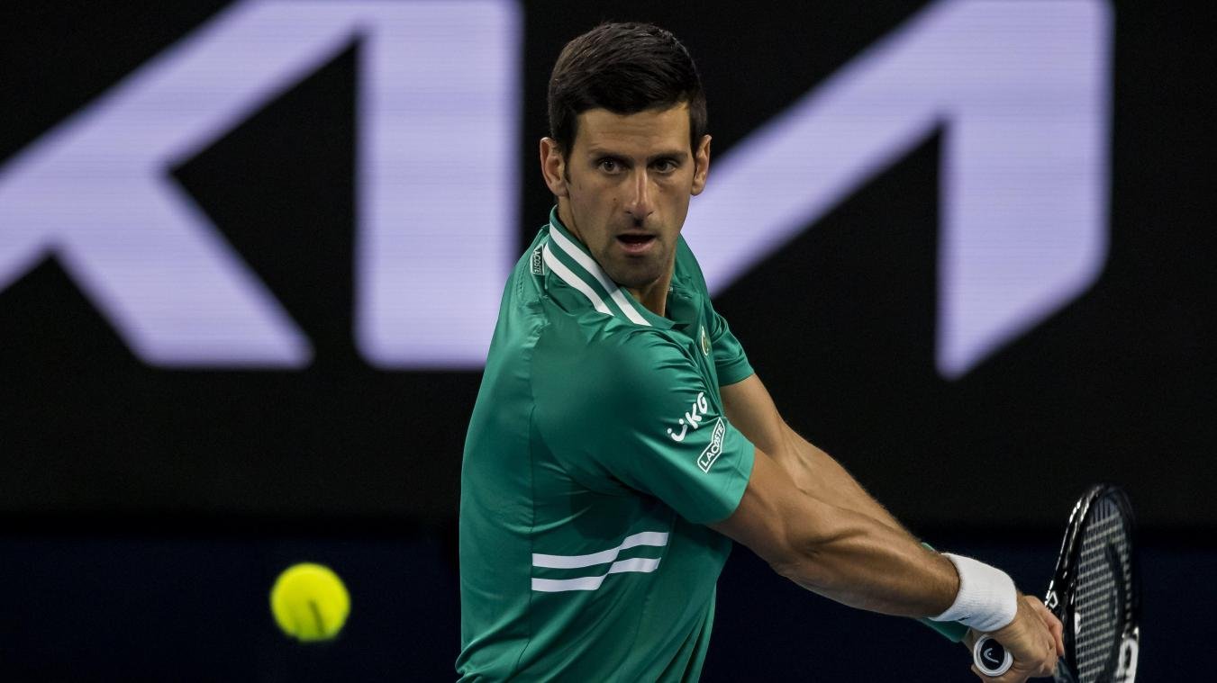 Djokovic, Williams, Mertens en double: le programme de vendredi à l'Open d'Australie