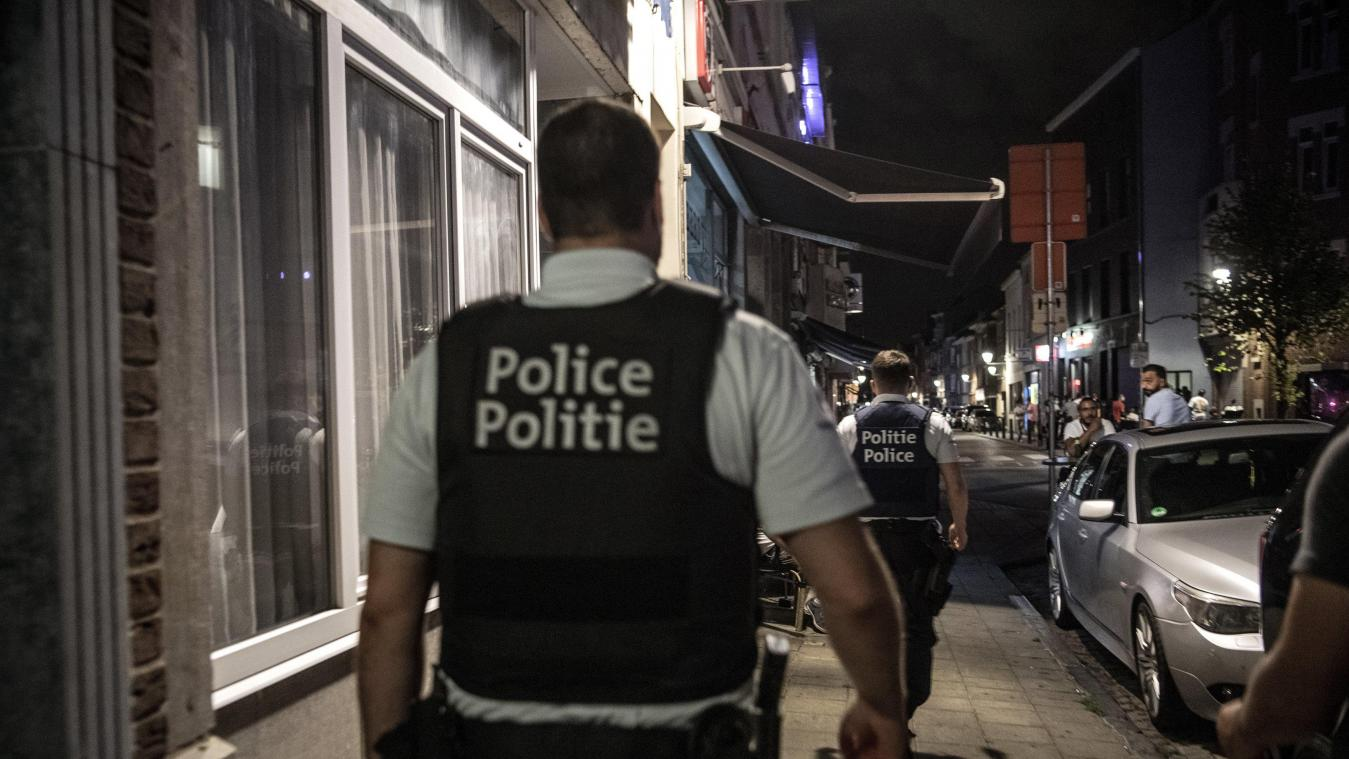 La police de Bruges interrompt une lockdown party de près de trente de personnes