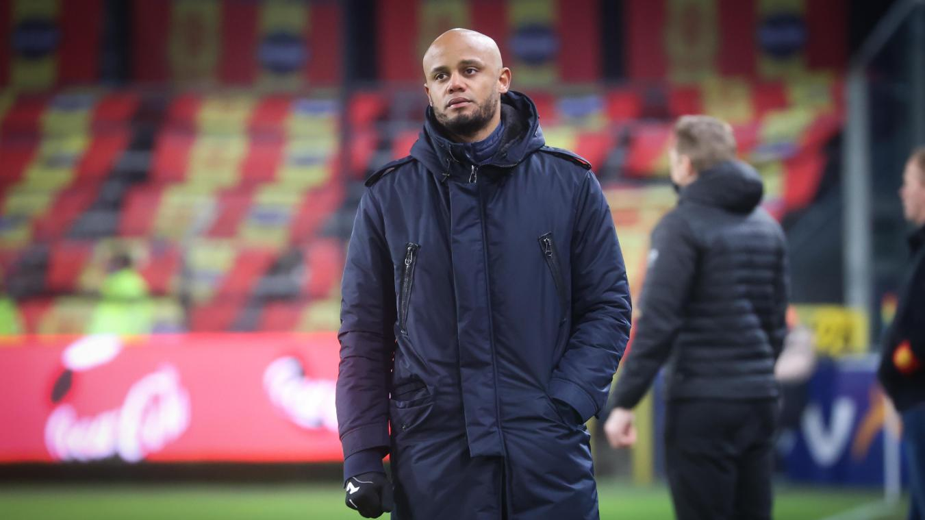 Vincent Kompany: «On méritait de gagner le match»