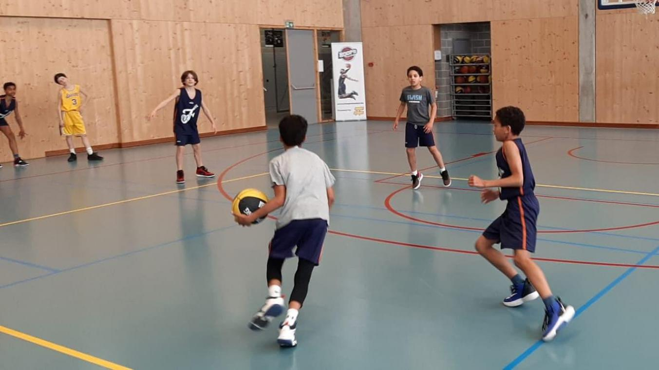 Basket: le 22e «Hoops Camp» fait le plein à Jette (+photos)