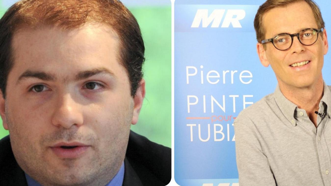 Samuel D'Orazio (MR) critique vivement Pierre Pinte (MR).