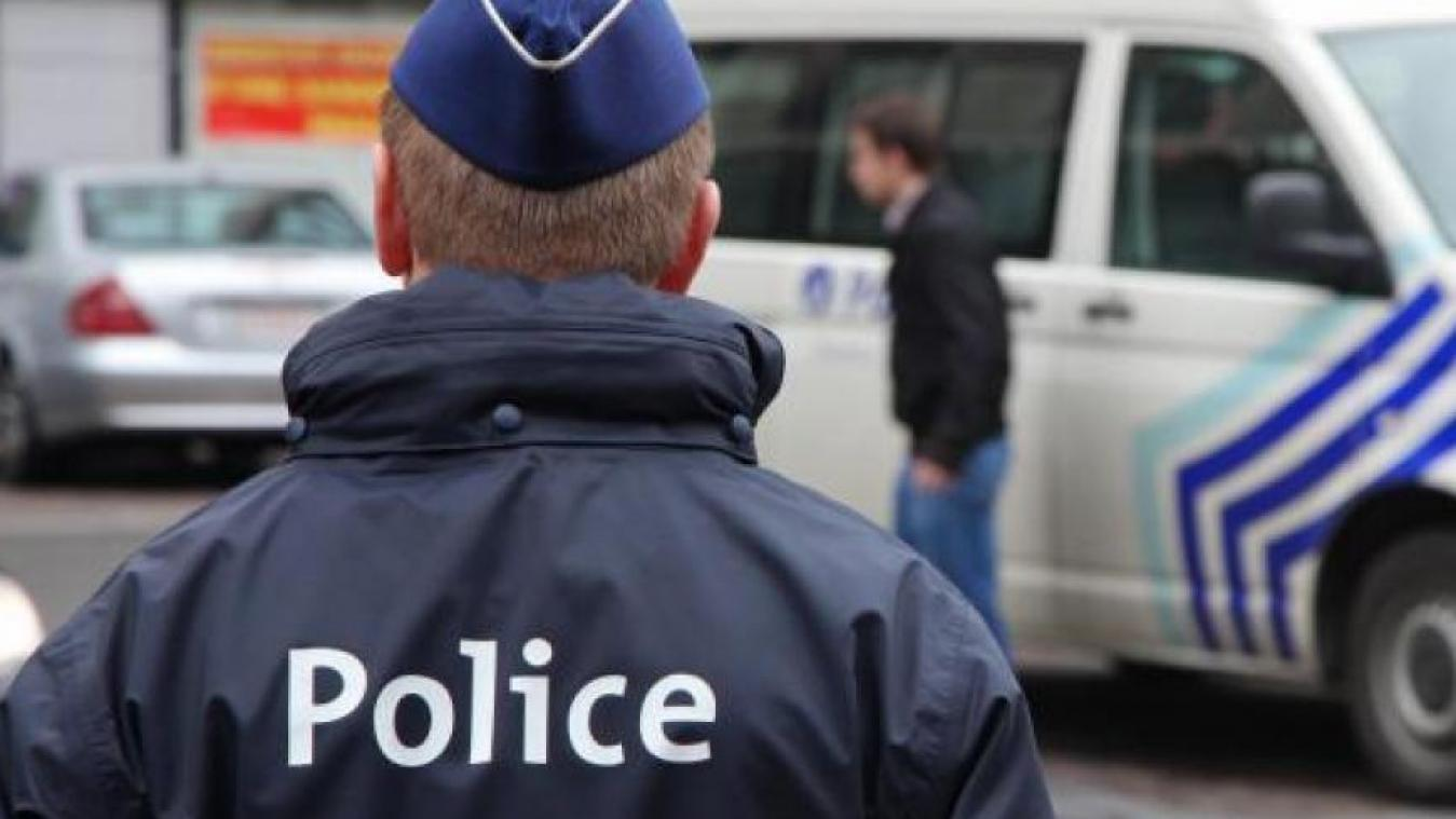 Un braquage au sex-shop de la rue de Paris à Tournai
