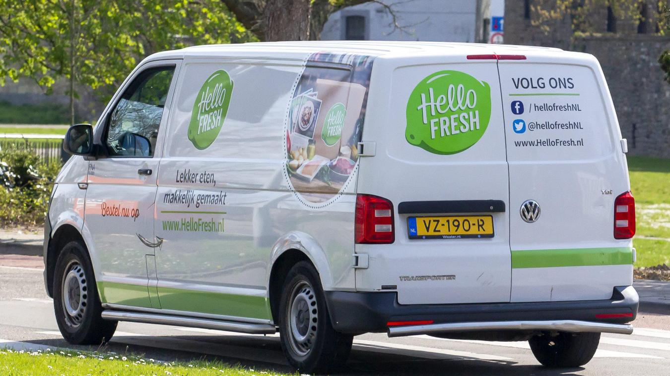 HelloFresh enregistre son nombre de clients record