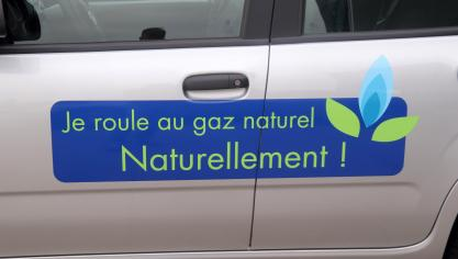 Le gaz naturel, une alternative à l'électrique