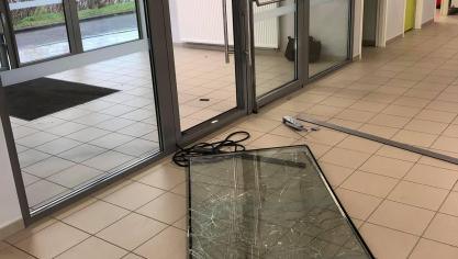 La piscine de Chapelle victime d'un vol avec effraction