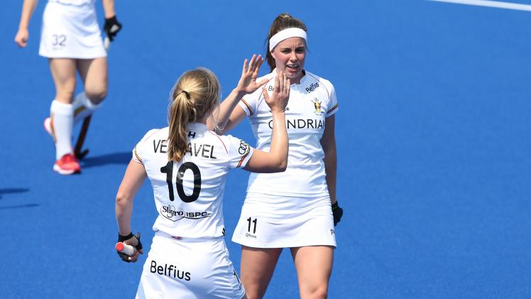 NEW ZEALAND HOCKEY FIH PRO LEAGUE WOMEN D4 NEW ZEALAND VS BELGIU