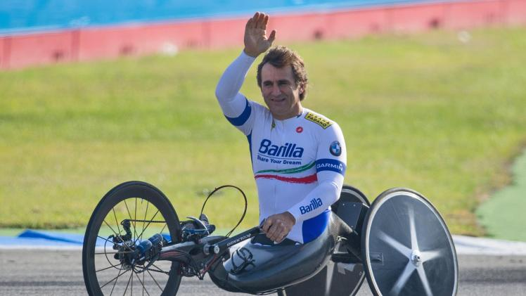 (FILE) ITALY PEOPLE ZANARDI ACCIDENT