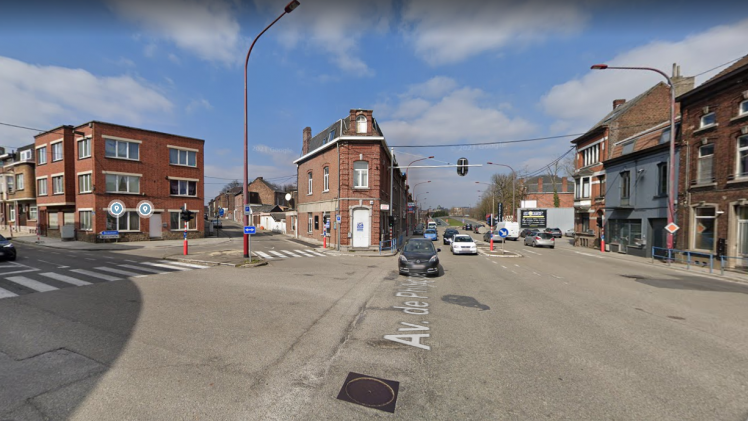 Accident Marcinelle