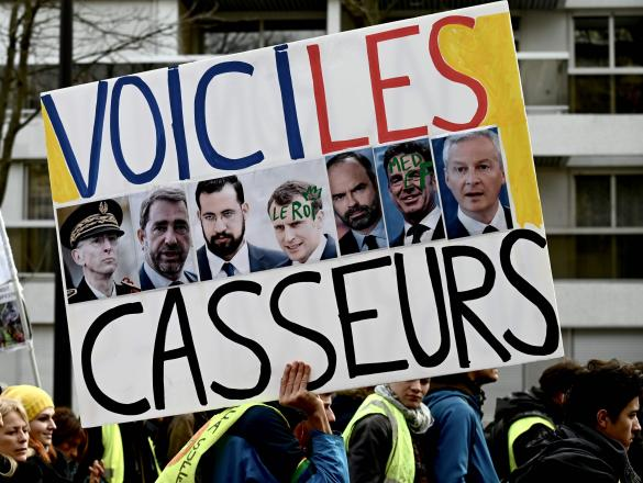 FRANCE-STRIKE-POLITICS
